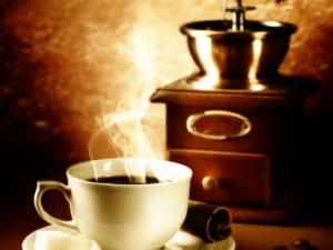 Tranh kính 3d cà phê
