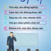 Tranh 5 điều sếp dạy