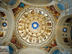 Tranh dán trần nhà đẹp