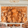 Tranh 3D điêu khắc 38201
