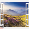Tranh cửa sổ 3D 10623