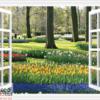 Tranh cửa sổ 3D 10634