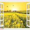 Tranh cửa sổ 3D 10643