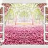 Tranh cửa sổ 3D 11493