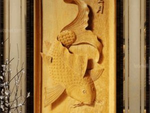Tranh dán tường điêu khắc 38466