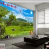 Tranh làng quê 3D 38062