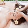 Tranh masage mặt spa 13208