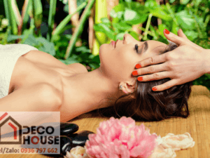Tranh masage mặt spa 31