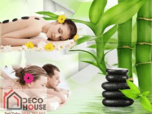 Tranh masage spa 15710