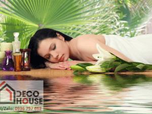 Tranh masage spa 47