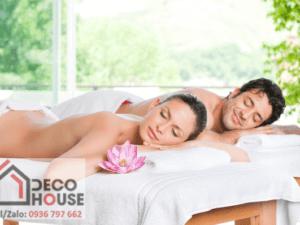 Tranh masage spa 9