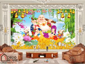 Tranh Phát Tài Phát Lộc 32728