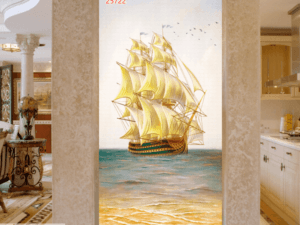 Tranh thuận buồm xuôi gió 25722