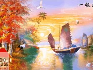 Tranh thuận buồm xuôi gió 11141