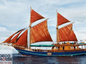 Tranh thuận buồm xuôi gió PC 192