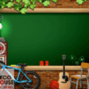 Tranh tường 3D quán cafe 15494
