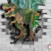 Tranh dán tường khủng long 32