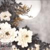 Tranh hoa mẫu đơn trắng 11586