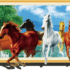 Tranh ngựa 3D 43