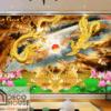 Tranh rồng phượng 3D 28646