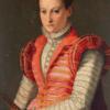 Tranh sơn dầu chân dung Alessandro 477