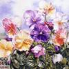 Tranh sơn dầu hoa 451