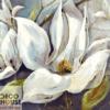 Tranh sơn dầu hoa 5
