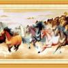 Tranh treo tường ngựa đẹp 78
