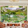 Tranh 3D phong cảnh 32557