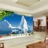 Tranh 3D phong cảnh phòng khách 20905