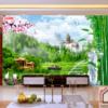 Tranh dán tường phong cảnh 3D 21084