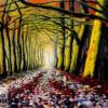 Tranh phong cảnh sơn dầu 213