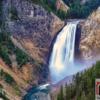 Tranh phong cảnh thác nước 209