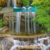 Tranh thác nước đẹp 3D 15270